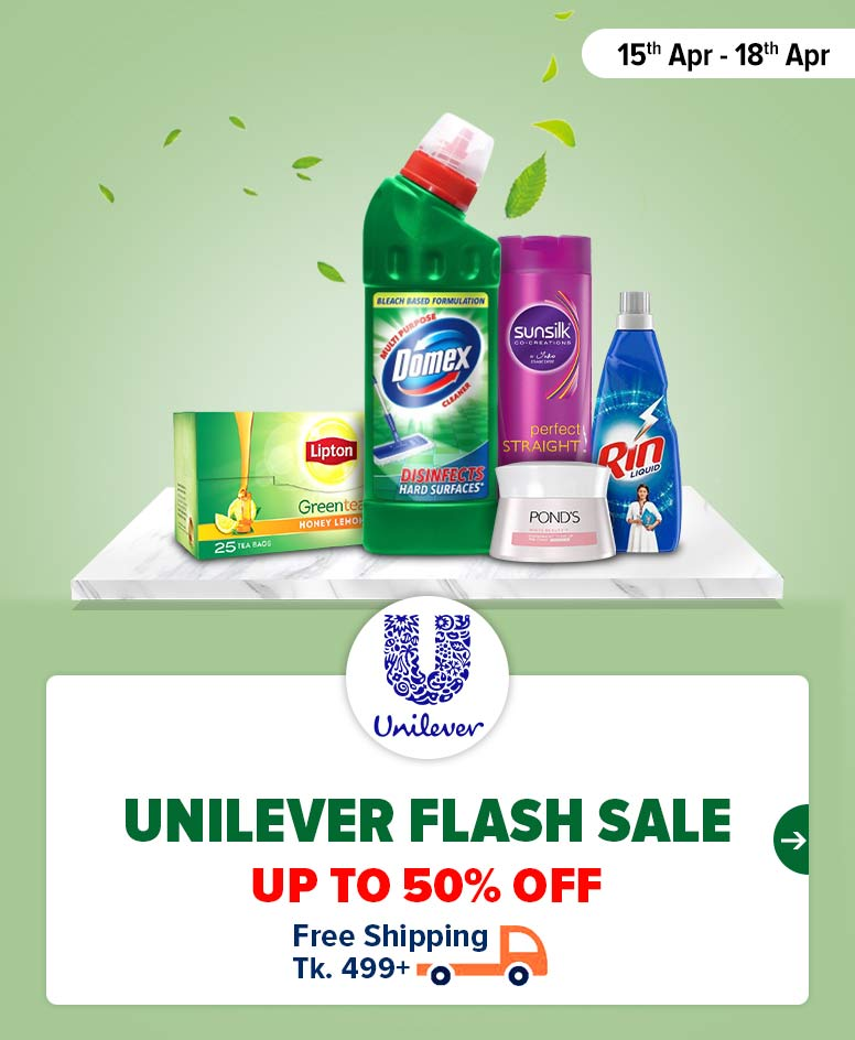 Uniliver flash sale