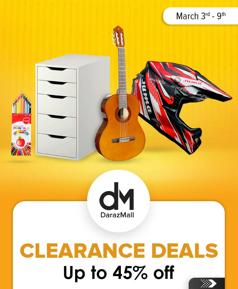 Lifestyle Mall Clearance Deals